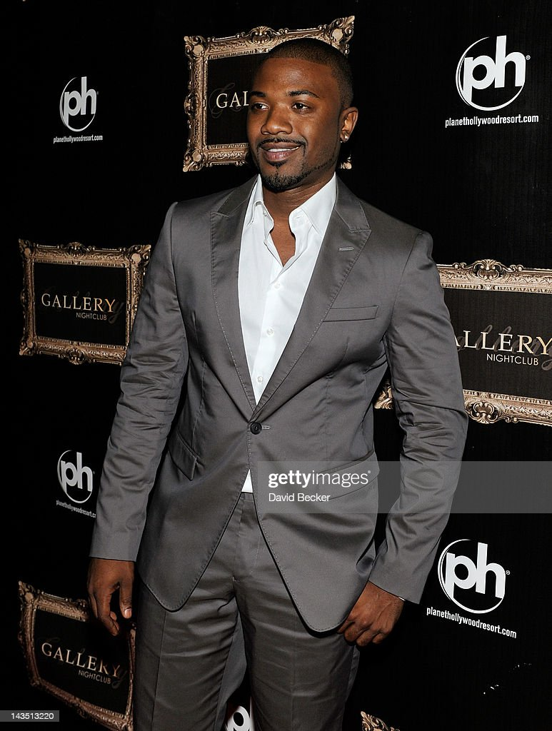 Recording artist Ray J arrives at the Paris Las Vegas for a appearance at the Gallery Nightclub at the Planet Hollywood Resort Casino Vegas on April...