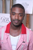 Recording artist Ray J at the GBK Giveable Gift Lounge and Upscale Loft Backstage at the 2009 BET Awards at The Shrine Auditorium on June 26 2009 in...