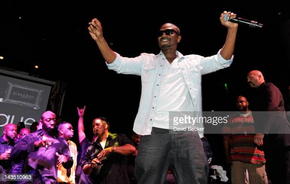 Recording artist Ray J performs at the Gallery Nightclub at the Planet Hollywood Resort Casino Vegas on April 27 2012 in Las Vegas Nevada