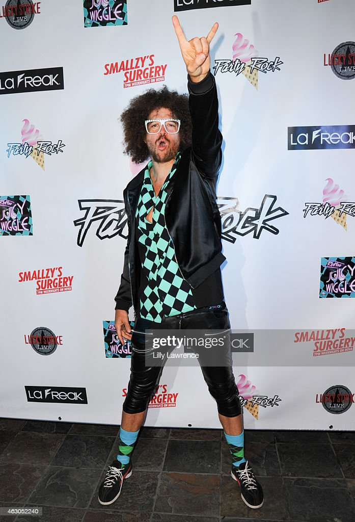 "Redfoo's ""Juicy Wiggle"" Single Release & Grammy After Party"