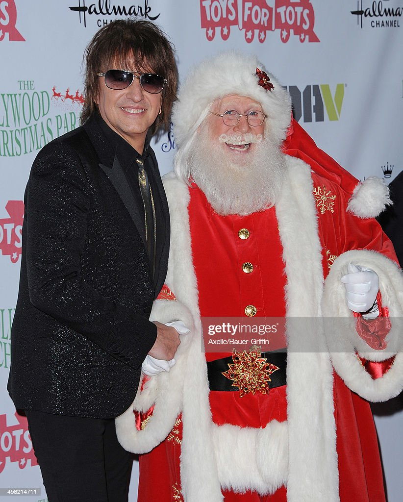 Recording artist <a gi-track='captionPersonalityLinkClicked' href=/galleries/search?phrase=Richie+Sambora&family=editorial&specificpeople=204195 ng-click='$event.stopPropagation()'>Richie Sambora</a> attends The Hollywood Christmas Parade Benefiting Toys For Tots Foundation on December 1, 2013 in Hollywood, California.