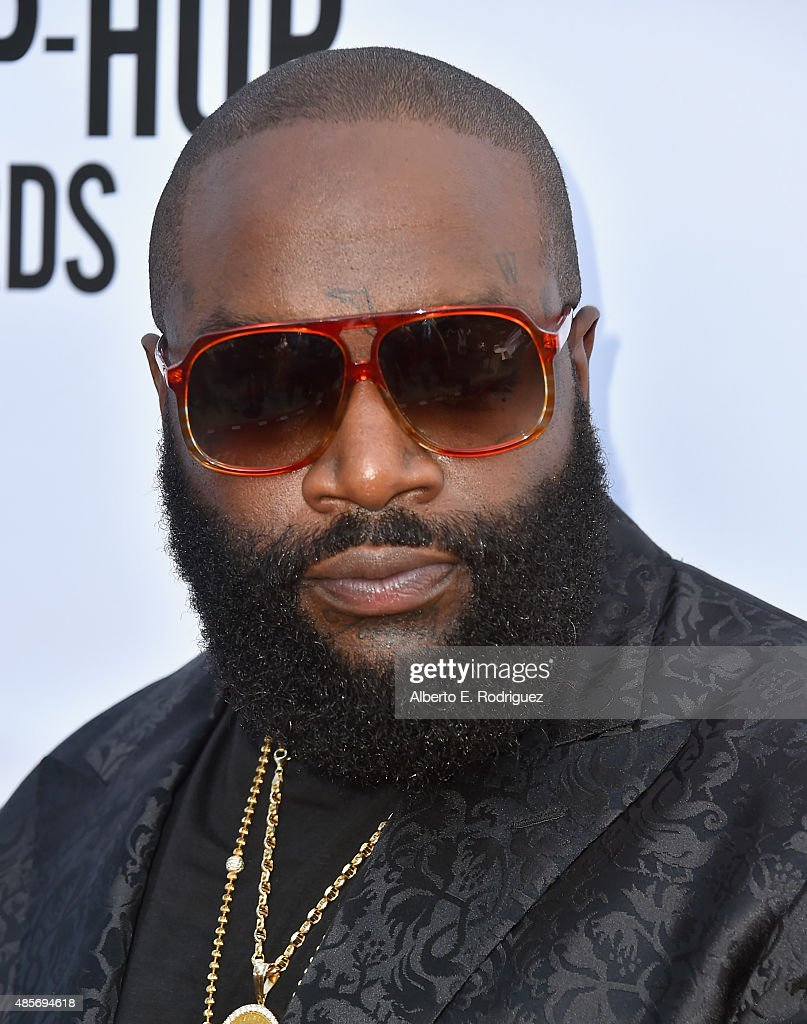 Recording artist Rick Ross attends the 2015 BMI R&B/Hip Hop Awards at Saban Theatre on August 28, 2015 in Beverly Hills, California.