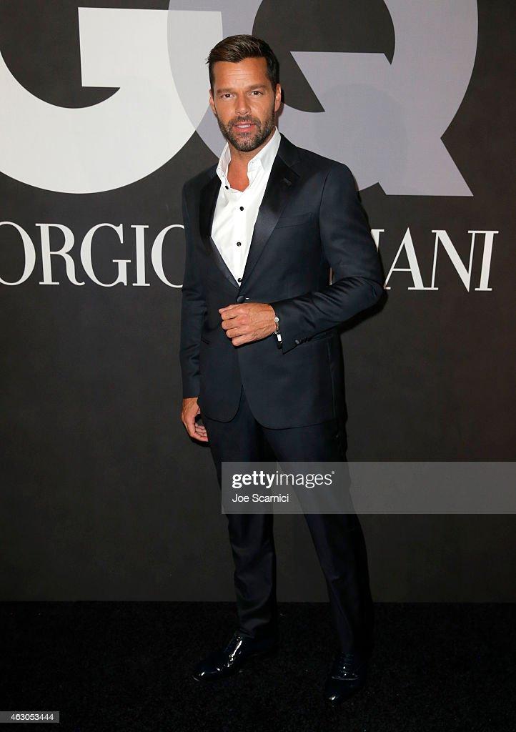 GQ Celebrates The Grammys With Giorgio Armani - Arrivals
