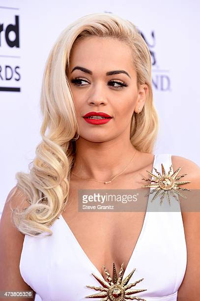 Recording artist Rita Ora attends the 2015 Billboard Music Awards at MGM Grand Garden Arena on May 17 2015 in Las Vegas Nevada
