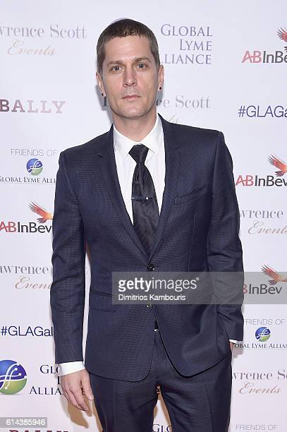 Recording artist Rob Thomas attends Global Lyme Alliance's second annual 'United For A LymeFree World' gala on October 13 2016 in New York City
