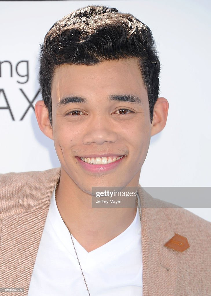 Recording Artist Roshon Fegan arrives at the 2013 Billboard Music Awards at the MGM Grand Garden Arena on May 19 2013 in Las Vegas Nevada