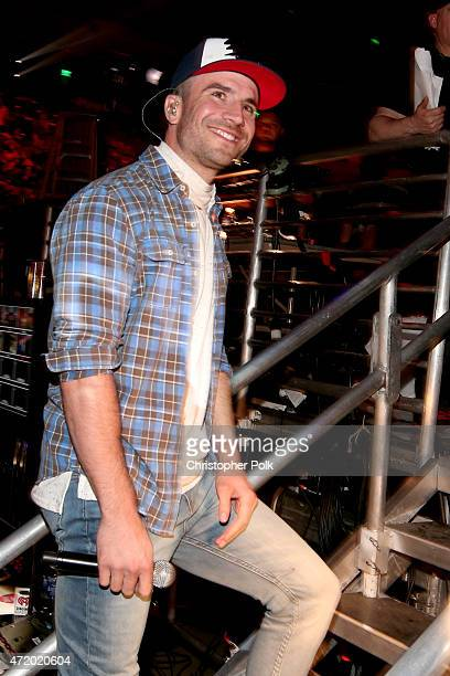 Recording artist Sam Hunt attends the 2015 iHeartRadio Country Festival at The Frank Erwin Center on May 2 2015 in Austin Texas The 2015 iHeartRadio...
