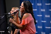 Sara Evans Performs During An Album Premiere Special On...