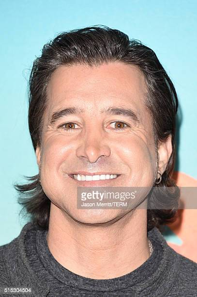 Recording artist Scott Stapp attends Nickelodeon's 2016 Kids' Choice Awards at The Forum on March 12 2016 in Inglewood California