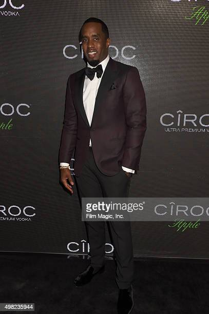 Recording artist Sean 'Diddy' Combs attends Sean 'Diddy' Combs Exclusive Birthday Celebration Presented By CIROC Vodka on November 22 2015 in Beverly...