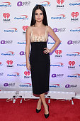 Recording artist Selena Gomez attends Q102's Jingle Ball 2015 presented by Capital One at Wells Fargo Center on December 9 2015 in Philadelphia Pa