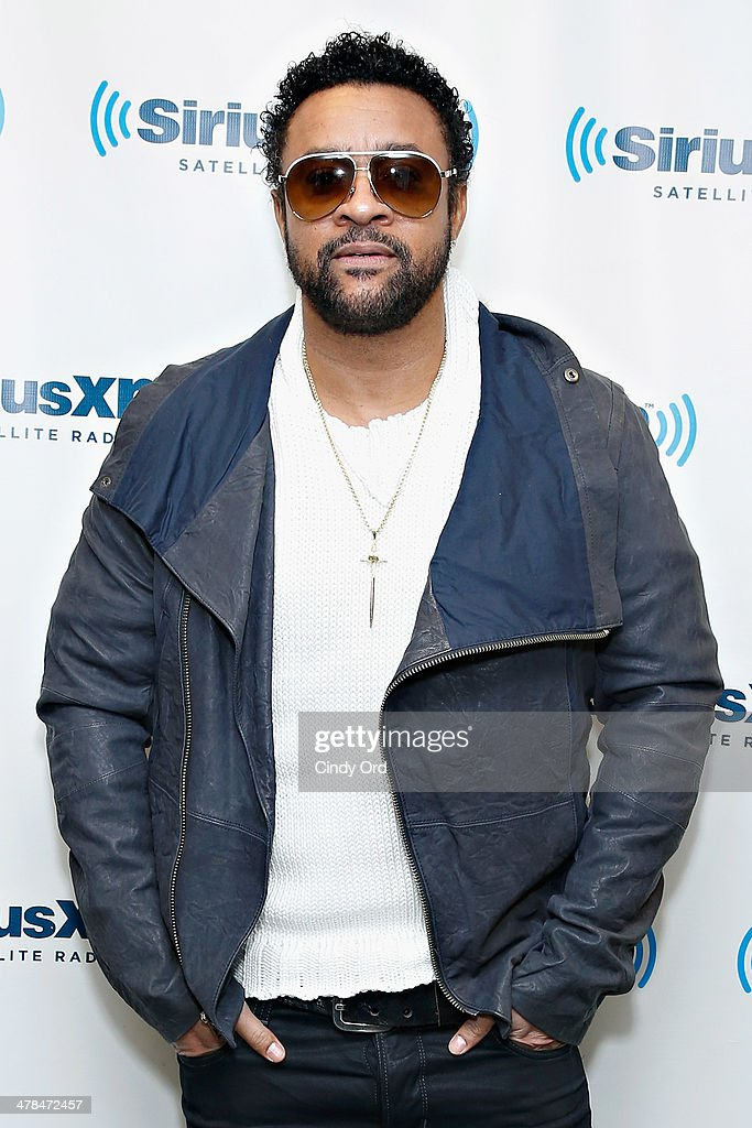 Recording artist <a gi-track='captionPersonalityLinkClicked' href=/galleries/search?phrase=Shaggy+-+Singer&family=editorial&specificpeople=210859 ng-click='$event.stopPropagation()'>Shaggy</a> visits the SiriusXM Studios on March 13, 2014 in New York City.