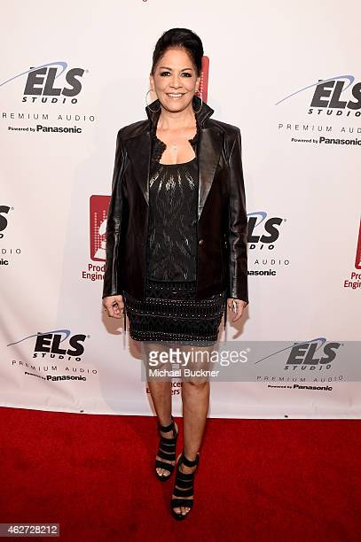 Recording artist Sheila E attends the Eighth Annual GRAMMY week event honoring threetime GRAMMY Winner Nile Rodgers hosted by the The Recording...