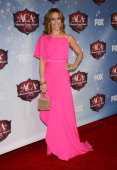 Recording artist Sheryl Crow arrives at the American Country Awards 2013 at the Mandalay Bay Events Center on December 10 2013 in Las Vegas Nevada