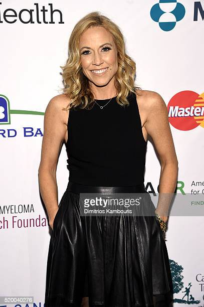 Recording artist Sheryl Crow attends Stand Up To Cancer's New York Standing Room Only presented by Entertainment Industry Foundation with donors...
