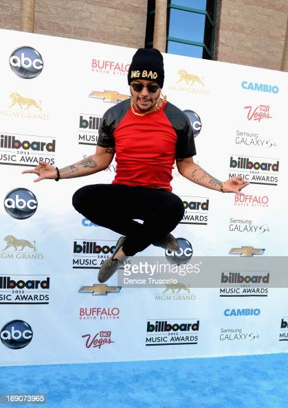 Recording Artist SkyBlu arrives at the 2013 Billboard Music Awards at the MGM Grand Garden Arena on May 19 2013 in Las Vegas Nevada