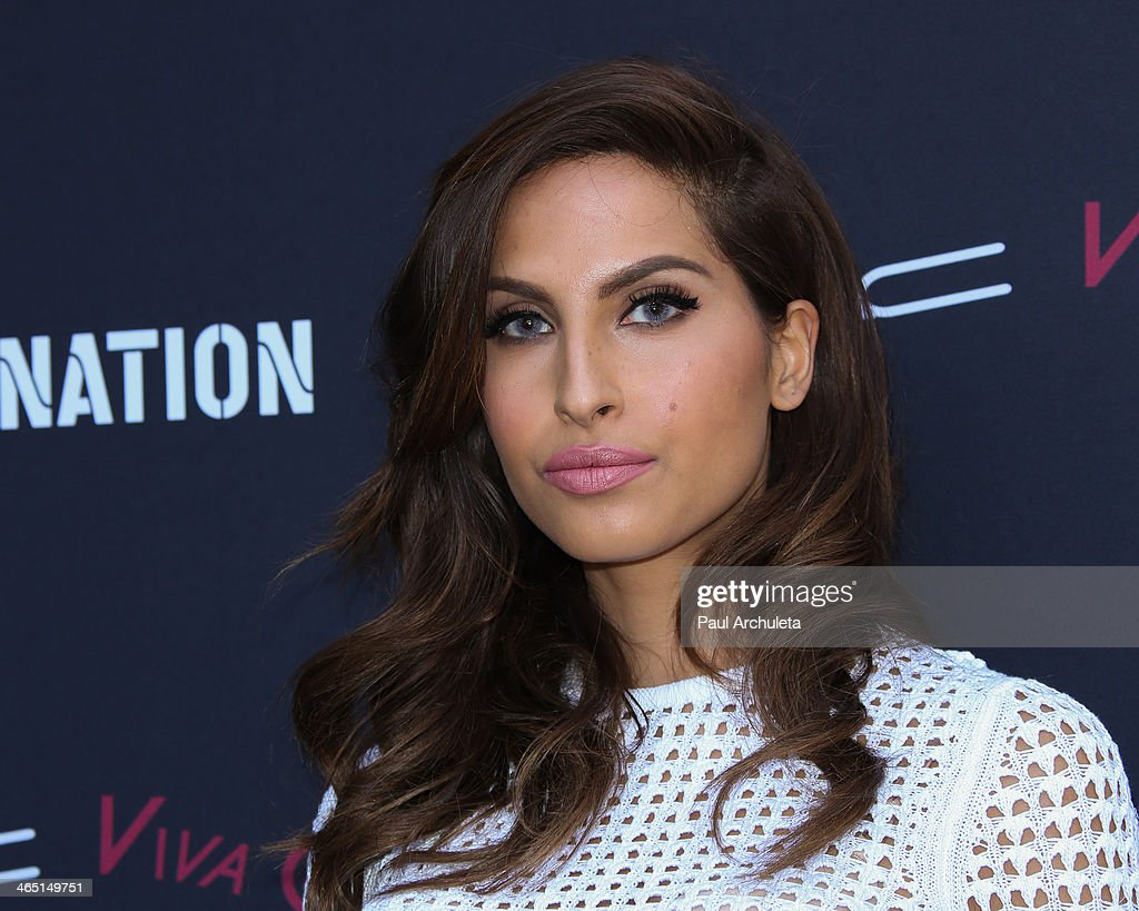 Recording Artist Snoh Aalegra attends the Roc Nation pre-Grammy brunch on January 25, 2014 in Los Angeles, California.