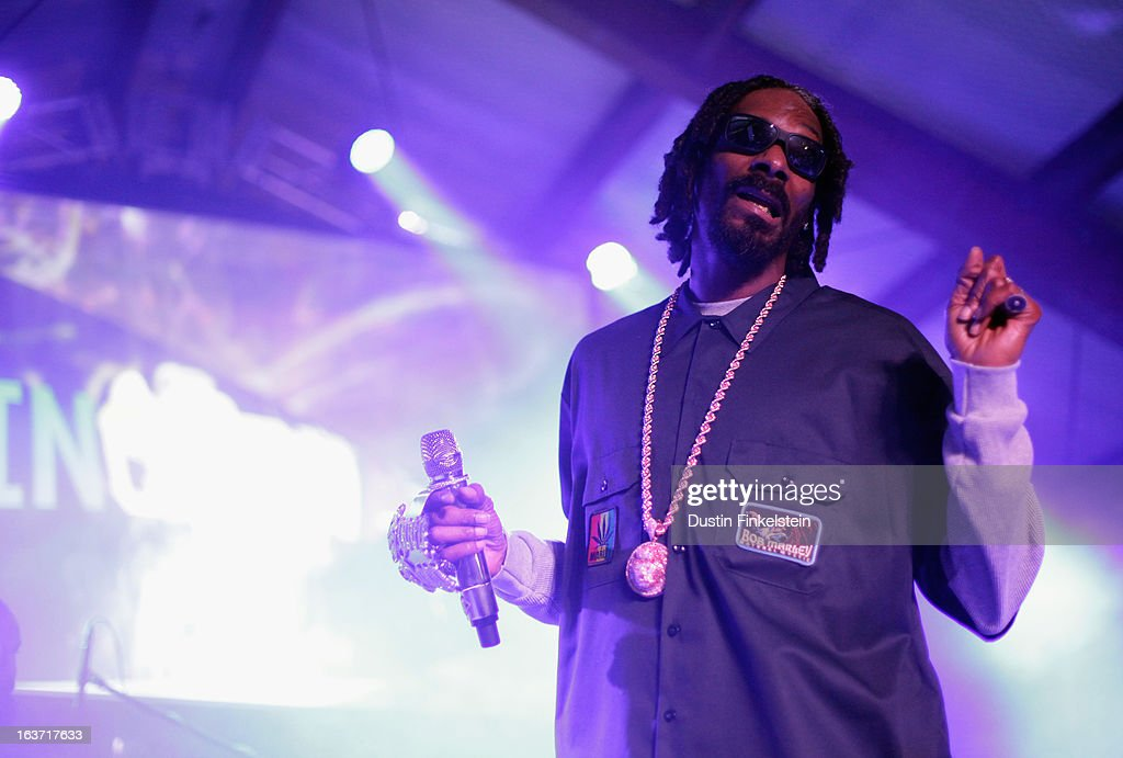 Recording artist <a gi-track='captionPersonalityLinkClicked' href=/galleries/search?phrase=Snoop+Dogg&family=editorial&specificpeople=175943 ng-click='$event.stopPropagation()'>Snoop Dogg</a> aka Snoop Lion performs onstage at Lion Fest during the 2013 SXSW Music, Film + Interactive Festival at Viceland on March 14, 2013 in Austin, Texas.