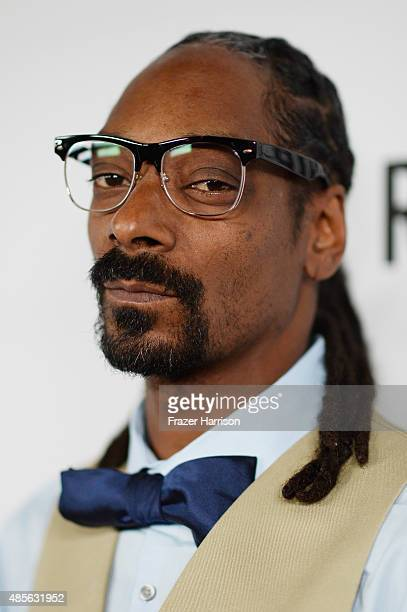 Recording artist Snoop Dogg attends the 2015 BMI RB/HipHop Awards at Saban Theatre on August 28 2015 in Beverly Hills California