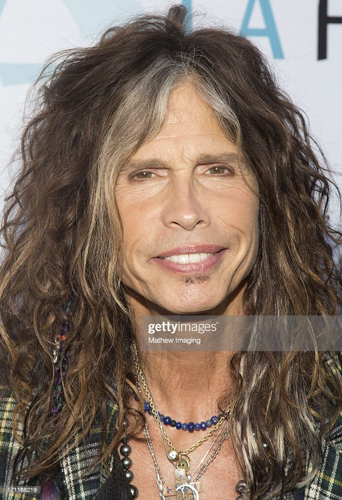 Recording artist Steven Tyler attends Hollywood Bowl Opening Night Gala - Arrivals at The Hollywood Bowl on June 22, 2013 in Los Angeles, California.