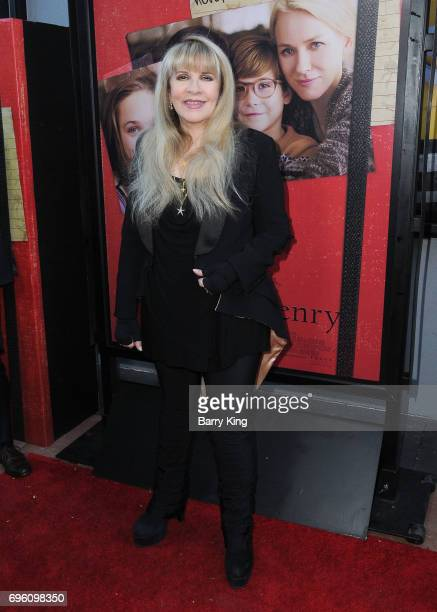 Recording artist Stevie Nicks attends the 2017 Los Angeles Film Festival Opening Night Premiere Of Focus Features' 'The Book Of Henry' at Arclight...