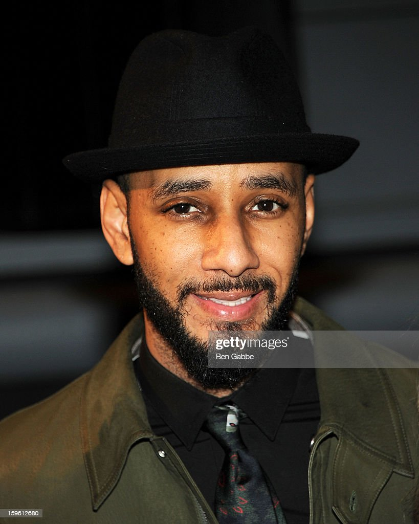 Recording Artist <a gi-track='captionPersonalityLinkClicked' href=/galleries/search?phrase=Swizz+Beatz&family=editorial&specificpeople=567154 ng-click='$event.stopPropagation()'>Swizz Beatz</a> attends The Intrepid Museum's 'Power Of One' Presents: <a gi-track='captionPersonalityLinkClicked' href=/galleries/search?phrase=Swizz+Beatz&family=editorial&specificpeople=567154 ng-click='$event.stopPropagation()'>Swizz Beatz</a> at Intrepid Sea-Air-Space Museum on January 17, 2013 in New York City.