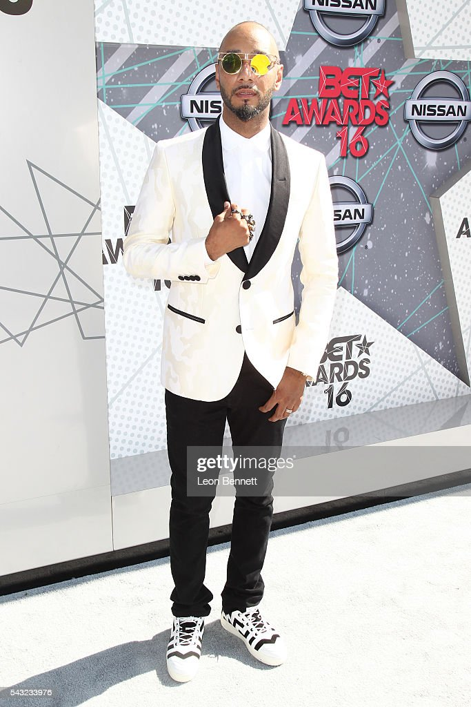Recording artist <a gi-track='captionPersonalityLinkClicked' href=/galleries/search?phrase=Swizz+Beatz&family=editorial&specificpeople=567154 ng-click='$event.stopPropagation()'>Swizz Beatz</a> attends the Make A Wish VIP Experience at the 2016 BET Awards on June 26, 2016 in Los Angeles, California.