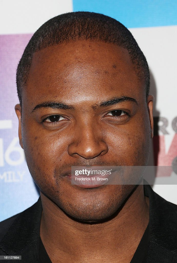 Recording artist <a gi-track='captionPersonalityLinkClicked' href=/galleries/search?phrase=Taio+Cruz&family=editorial&specificpeople=5017613 ng-click='$event.stopPropagation()'>Taio Cruz</a> attends the 16th Annual 'Friends 'N' Family' Pre-GRAMMY Event at Paramount Studios on February 8, 2013 in Hollywood, California.