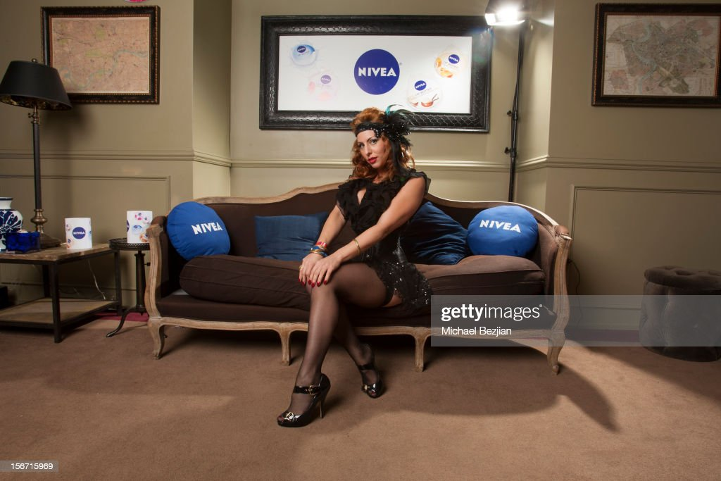Recording artist Tali Demar attends Interscope Records AMA After Party Hosted By NIVEA Lip Butters & Ciroc Ultra Premium Vodka Portraits Inside on November 18, 2012 in Los Angeles, California.