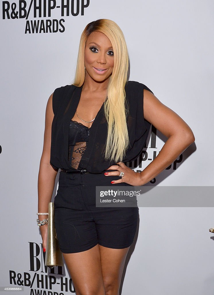 Recording artist <a gi-track='captionPersonalityLinkClicked' href=/galleries/search?phrase=Tamar+Braxton&family=editorial&specificpeople=2079619 ng-click='$event.stopPropagation()'>Tamar Braxton</a> attends the 2014 BMI R&B/Hip-Hop Awards at the Pantages Theatre on August 22, 2014 in Hollywood, California.