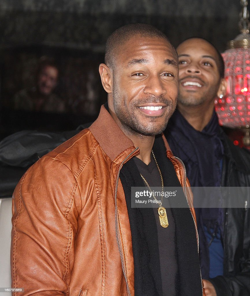 Recording artist Tank attends the 1st Annual Grammy Producers Brunch honoring Rodney Jerkins at Xen Lounge on February 5, 2013 in Los Angeles, California.