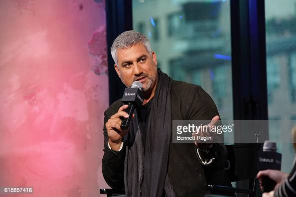 Recording artist Taylor Hicks attends the Build Series at AOL HQ on October 20 2016 in New York City