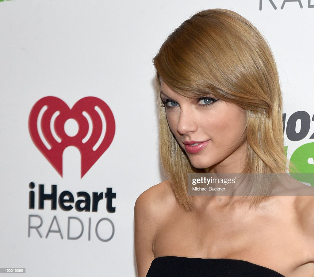 Recording artist Taylor Swift attends KIIS FM's Jingle Ball 2014 powered by LINE at Staples Center on December 5, 2014 in Los Angeles, California.