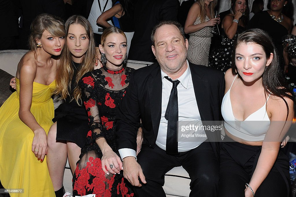 The Weinstein Company & Netflix's 2015 Golden Globes After Party Presented By FIJI Water, Lexus, Laura Mercier And Marie Claire - Inside