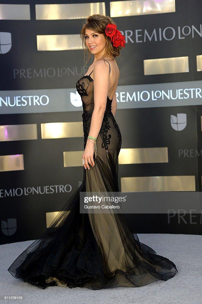 Univision's 28th Edition Of Premio Lo Nuestro A La Musica Latina - Arrivals