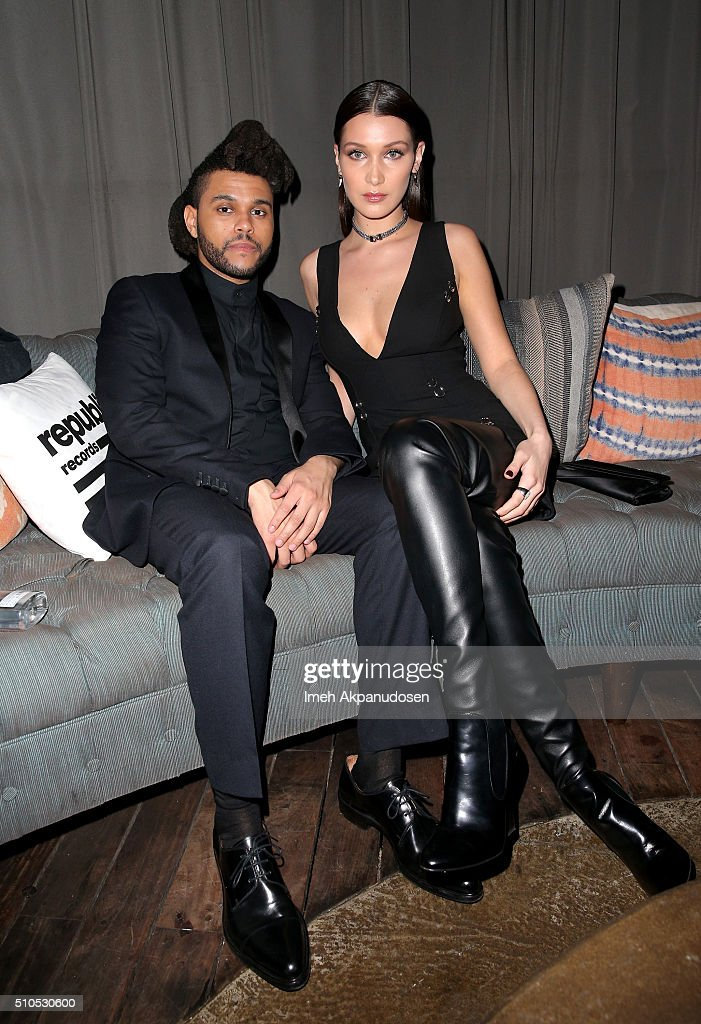 Republic Records Grammy Celebration Presented By Chromecast Audio At Hyde Sunset Kitchen & Cocktail