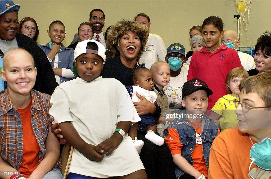 What happened to Tina Turner's children?