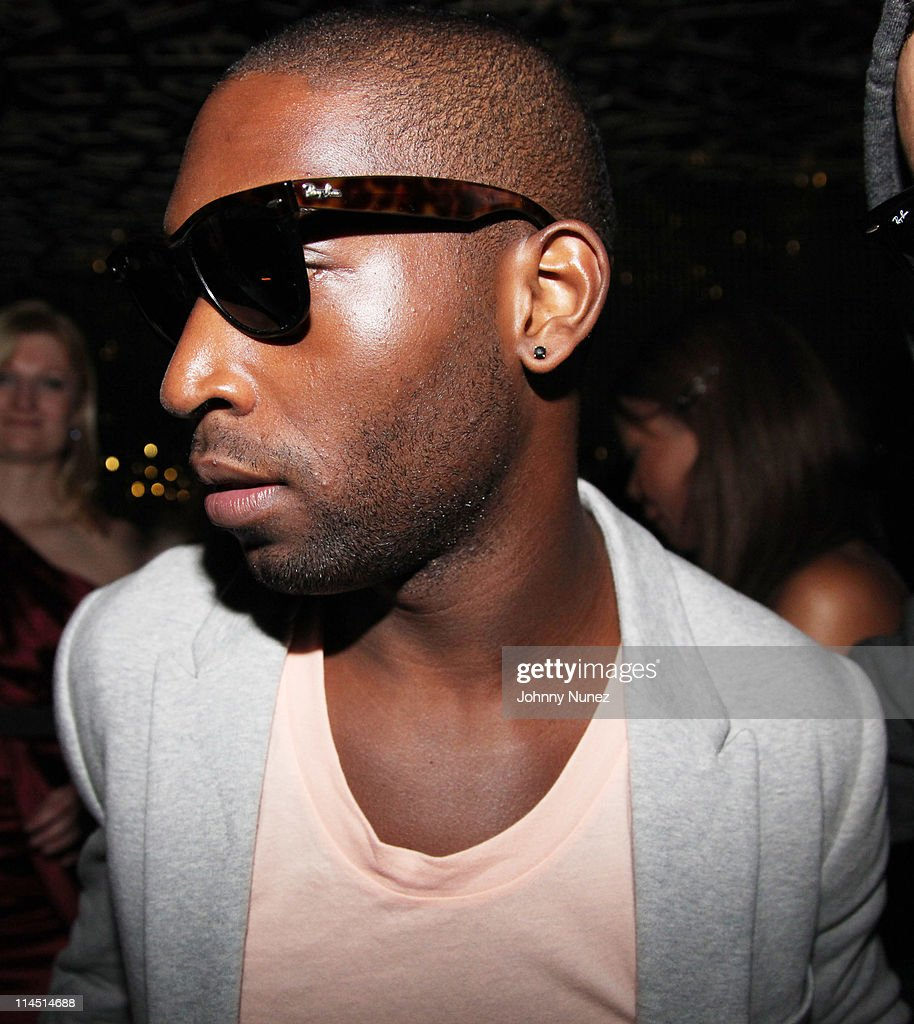 Recording artist Tinie Tempah visits Juliet on May 22, 2011 in New York City.