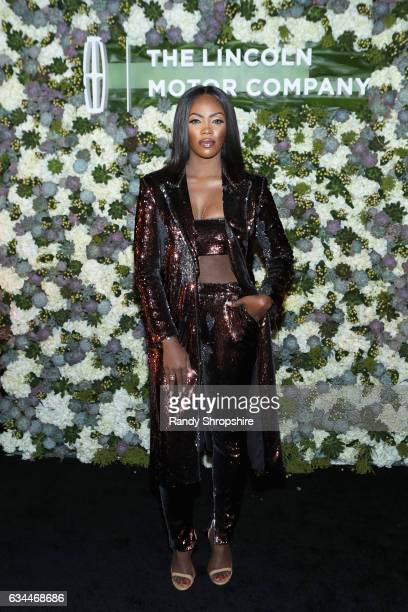 Recording artist Tiwa Savage attends 2017 Essence Black Women in Music at NeueHouse Hollywood on February 9 2017 in Los Angeles California
