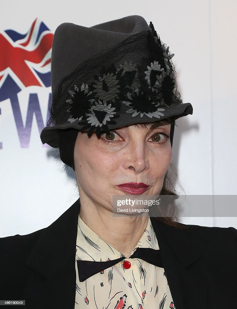 Recording artist Toni Basil attends the 8th Annual BritWeek Launch Party on April 22, 2014 in Los Angeles, California.