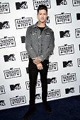 Recording Artist Travis Mills attends the MTV Fandom Awards San Diego at PETCO Park on July 21 2016 in San Diego California