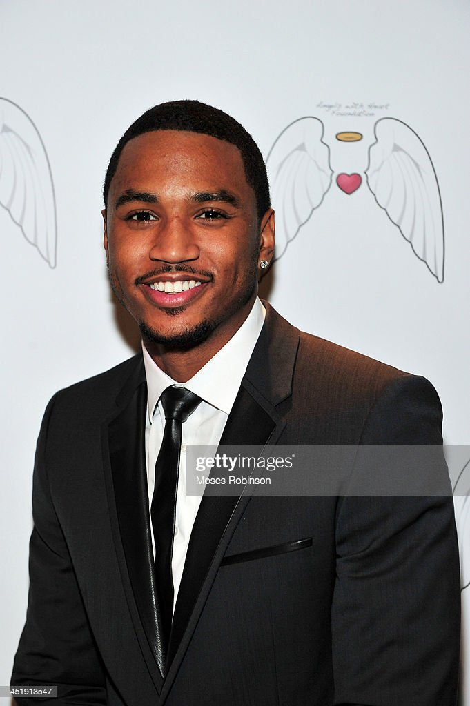 Recording Artist <a gi-track='captionPersonalityLinkClicked' href=/galleries/search?phrase=Trey+Songz&family=editorial&specificpeople=674835 ng-click='$event.stopPropagation()'>Trey Songz</a> attends his Birthday And Host Evening Benefitting 'Angels With Heart Foundation Month' at Le Meridien Atlanta Perimeter Hotel on November 24, 2013 in Atlanta, Georgia.