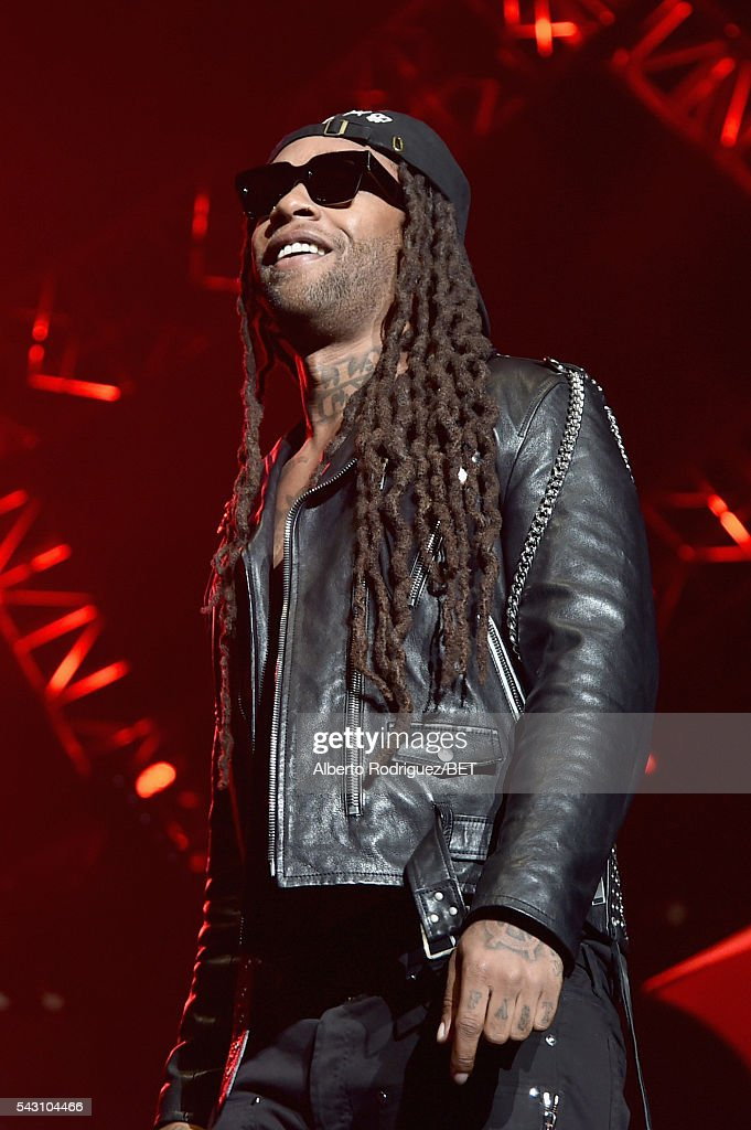 Recording artist Ty Dolla $ign performs onstage during the 2016 BET Experience at Staples Center on June 25, 2016 in Los Angeles, California.