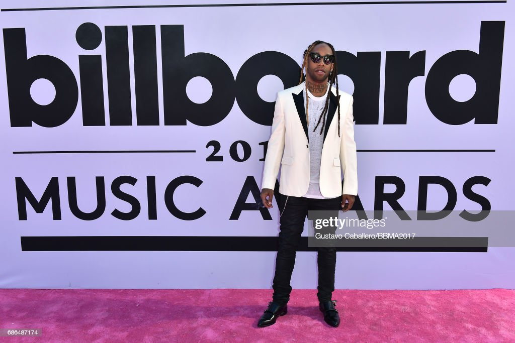 Recording artist Ty Dolla Sign attends the 2017 Billboard Music Awards at T-Mobile Arena on May 21, 2017 in Las Vegas, Nevada.