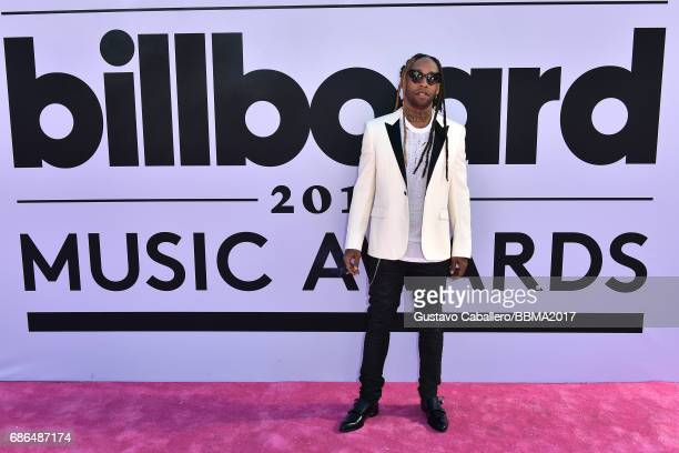 Recording artist Ty Dolla Sign attends the 2017 Billboard Music Awards at TMobile Arena on May 21 2017 in Las Vegas Nevada