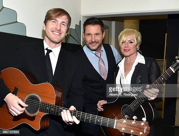 Recording artist Ty Herndon and musical guests attend 'TrevorLIVE LA' Honoring Robert Greenblatt Yahoo and Skylar Kergil for The Trevor Project...