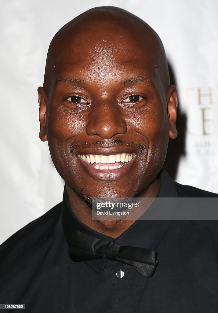 Recording artist <a gi-track='captionPersonalityLinkClicked' href=/galleries/search?phrase=Tyrese&family=editorial&specificpeople=206177 ng-click='$event.stopPropagation()'>Tyrese</a> Gibson attends Stevie Wonder's 63rd birthday celebration at the House of Music & Entertainment on May 11, 2013 in Beverly Hills, California.