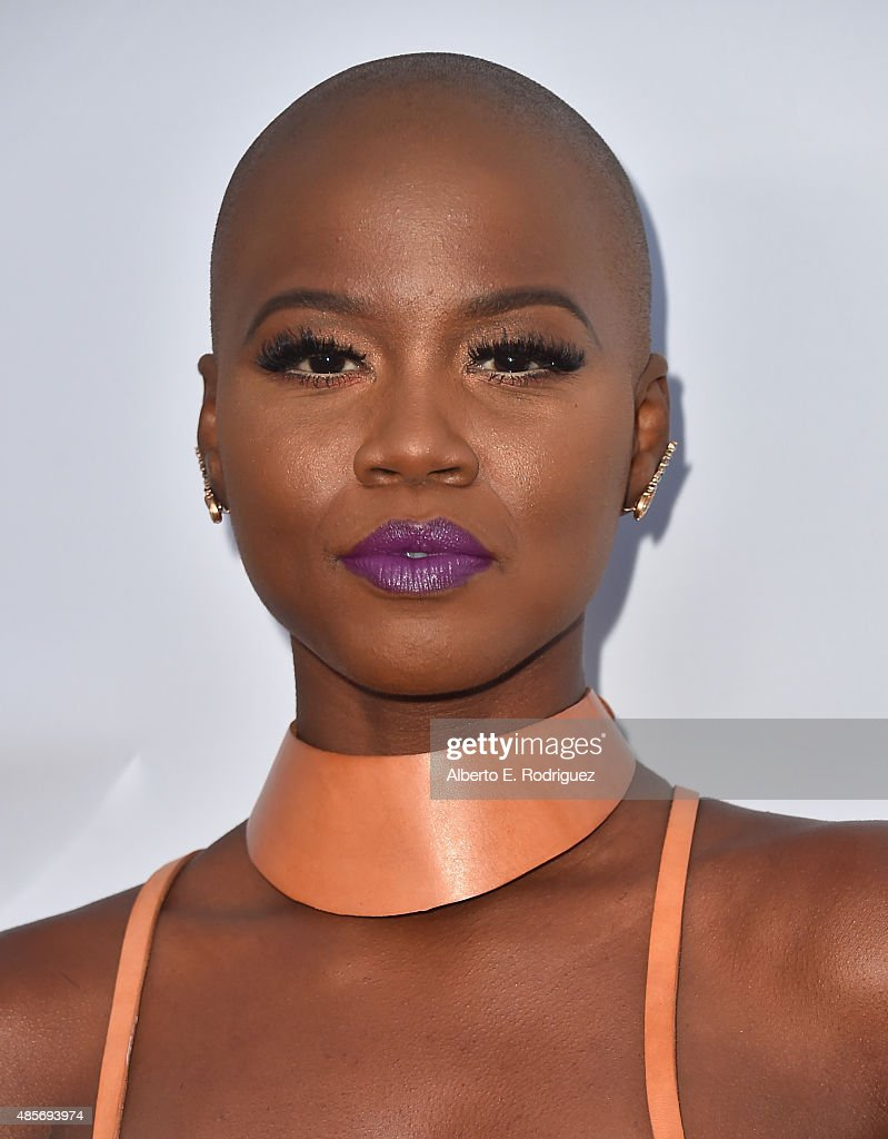 Recording artist V Bozeman attends the 2015 BMI RB/Hip Hop Awards at Saban Theatre on August 28 2015 in Beverly Hills California
