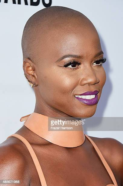 Recording artist V Bozeman attends the 2015 BMI RB/HipHop Awards at Saban Theatre on August 28 2015 in Beverly Hills California
