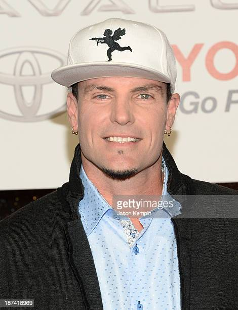 Recording Artist Vanilla Ice attends the Soul Train Awards 2013 at the Orleans Arena on November 8 2013 in Las Vegas Nevada